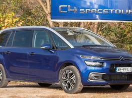 Citroën Grand C4 SpaceTourer – stworzony dla rodzin | TEST