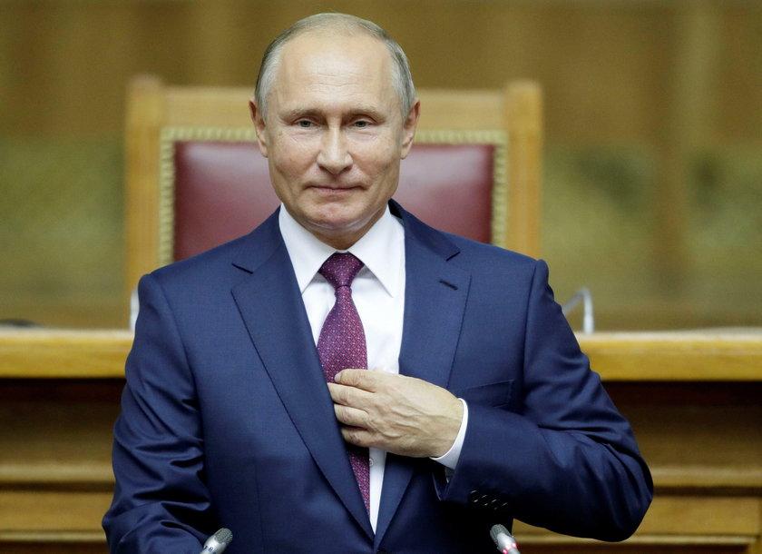 Najpiękniejsza broń Putina