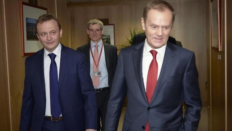 Tusk prowadzi konsultacje z przywódcami Unii w sprawie Ukrainy