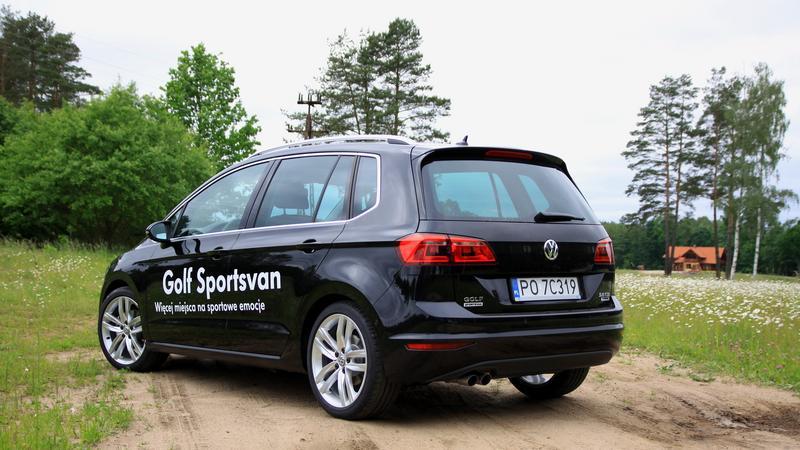 sportsvan podzieli fan w volkswagena golfa strona 1 moto. Black Bedroom Furniture Sets. Home Design Ideas