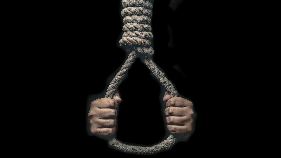 Szubienica stryczek wyrok powieszenie wisielec kara śmierci