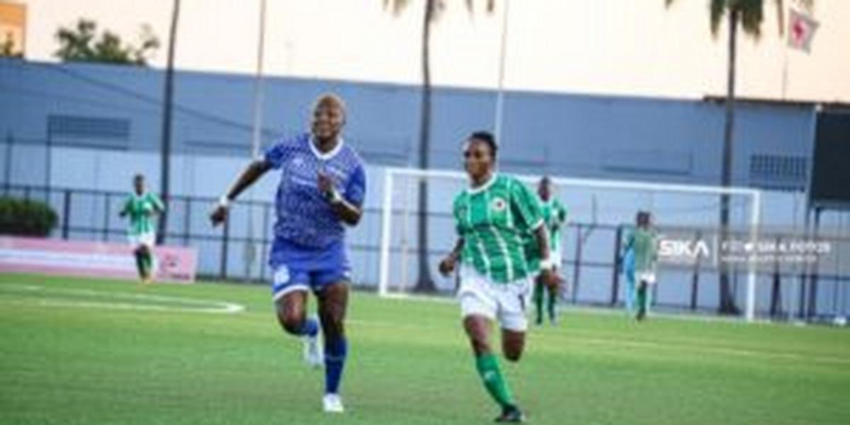 Hasaacas Ladies beaten in Nigeria in African Women's Champions League debut