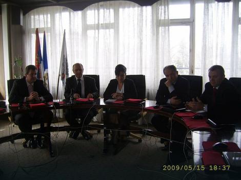 Sve zavisi od Fonda za zdravstvenog osiguranja u Beogradu: Učesnici sastanka u Pančevu