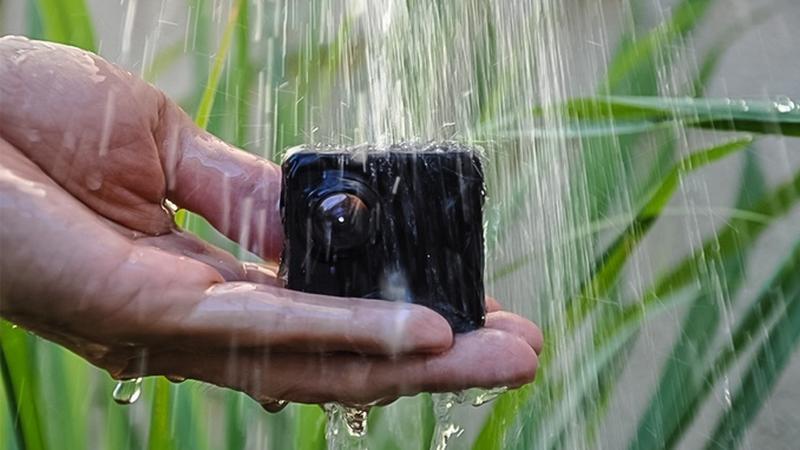 Cameo360: najmniejsza sferyczna kamera 4K