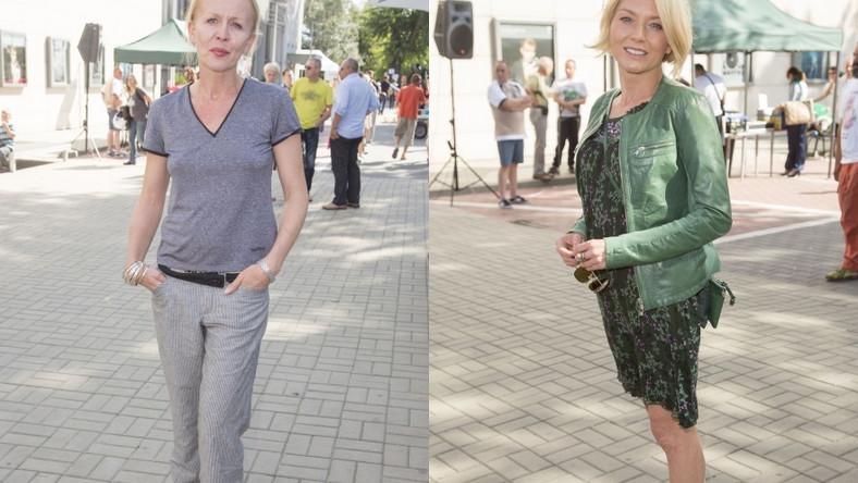 """Obie aktorki kończą w tym roku 42 lata i obie są nazywane """"kobietami po przejściach"""""""