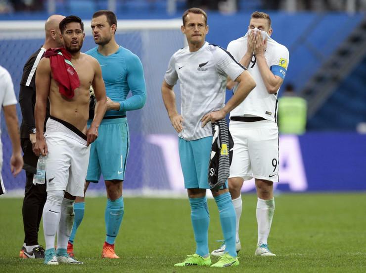 Fudbalska reprezetnacija Rusije
