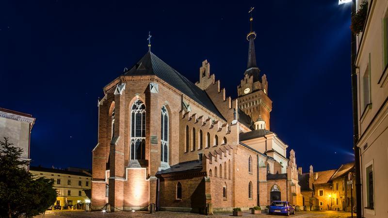 Bazylika Katedralna, Tarnów