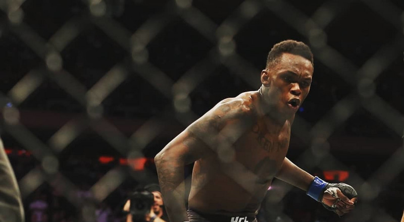 Israel Adesanya says Nigeria needs new leaders as becomes new middleweight champion of the UFC [Pulse Interview]