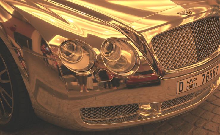 Kad ni preskup automobil nije dovoljno luksuzan