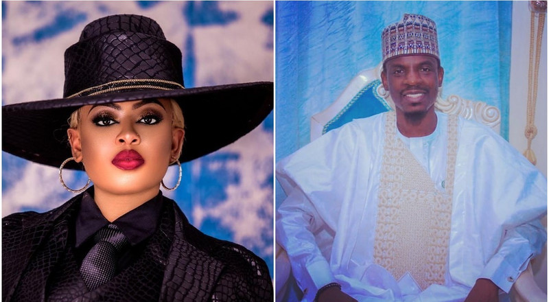 BBNaija's Nina shades presidential media aide Bashir Ahmad over President Buhari's photo