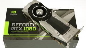 GeForce GTX 1080 - najwydajniejsza karta graficzna na świecie