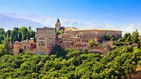 Alhambra - pałac jak ze snu