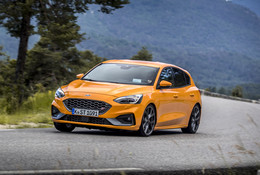 Ford Focus ST – co zakręt, to uśmiech! | TEST