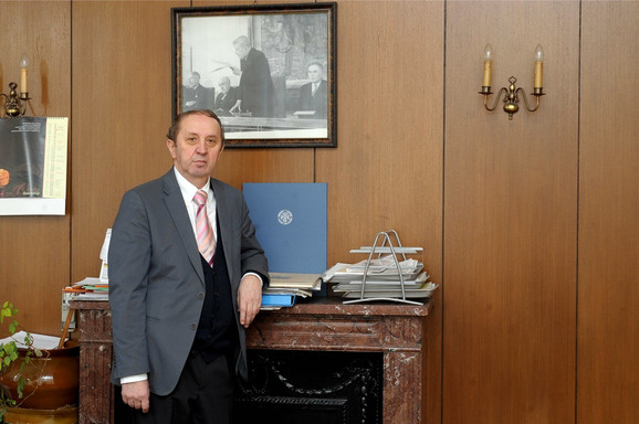 Sreto Tanasić, potpredsednik Odbora za standardizaciju srpkog jezika