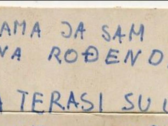 Sećate se ove poruke kojoj se smejala cela Srbija? Našli smo dečaka koji ju je napisao i OSTALI BEZ TEKSTA