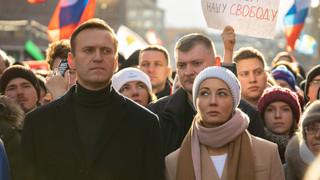 Policja zatrzymała współpracowniczkę Nawalnego, Lubow Sobol