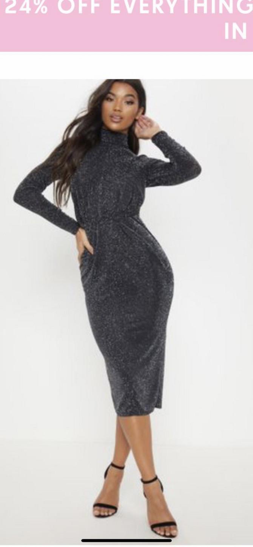 Očekivala je ovakvu haljinu