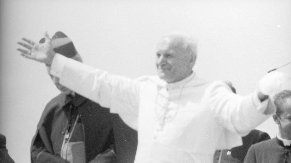 Jan Paweł II w Polsce w 1979 roku