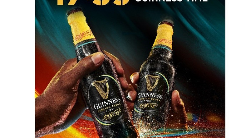 "Over 100 Million Naira to be won in ""1759- Welcome to Guinness Time"" promo (Guinness)"