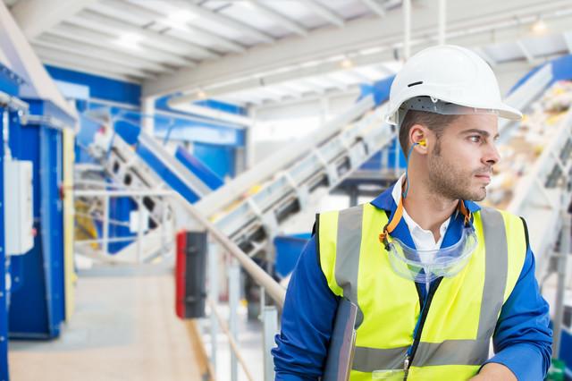 fabrika radnici industrija privreda
