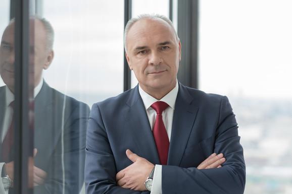 Mirko Španović, predsednik IO Addiko banke