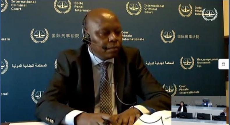 Lawyer Paul Gicheru