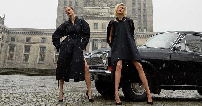 Pierwszy numer Vogue Polska, z Anją Rubik i Małgosią Belą na okładce, ukaże się 14 lutego