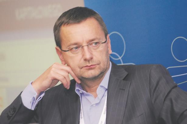 Janusz Jankowiak główny ekonomista Polskiej Rady Biznesu