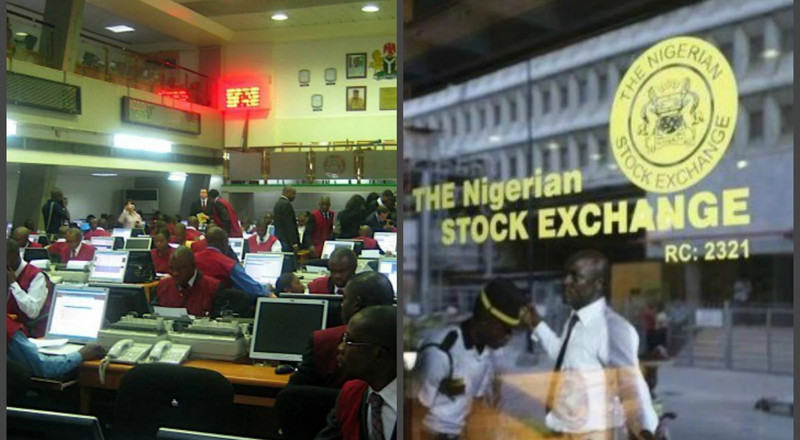 Nigerian stock market ends July in the red
