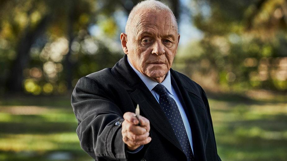 """Anthony Hopkins w nowym filmie """"Wirtuoz. Pojedynek zabójców"""""""