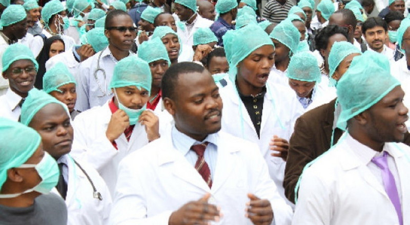 Lagos doctors suspend strike, set to return to work on Thursday