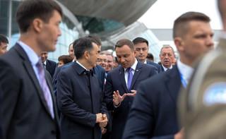 Łapiński: W najważniejszych kwestiach prezydent i szef MON są zgodni