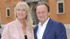 """Mariola Bojarska-Ferenc jest z mężem już od 25 lat. Ich sekret na wieloletnią miłość? """"Sąsiedzi czasami nas słyszą"""""""