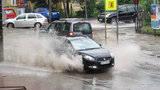W Małopolsce idą deszcze i burze. Może być niebezpiecznie!