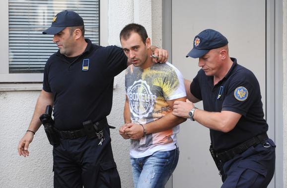 Jovan Klisić, ubijen u Baru /foto: Savo Prelević, Vijesti.me