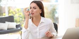 Kaszel, który bierzesz za infekcję może być astmą
