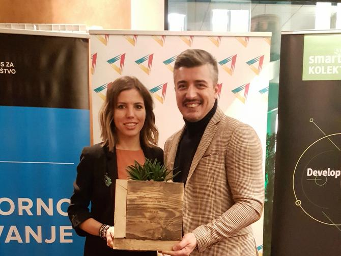Kompaniji Bambi nagrada za najbolju volontersku akciju u 2017.