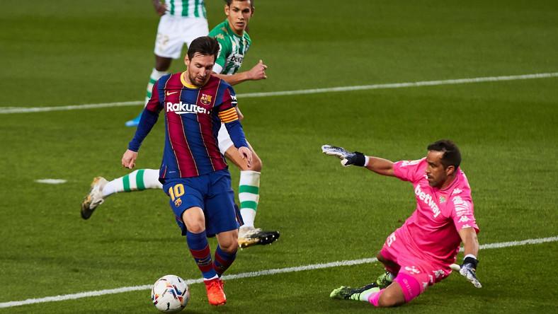 Lionel Messi i Claudio Bravo