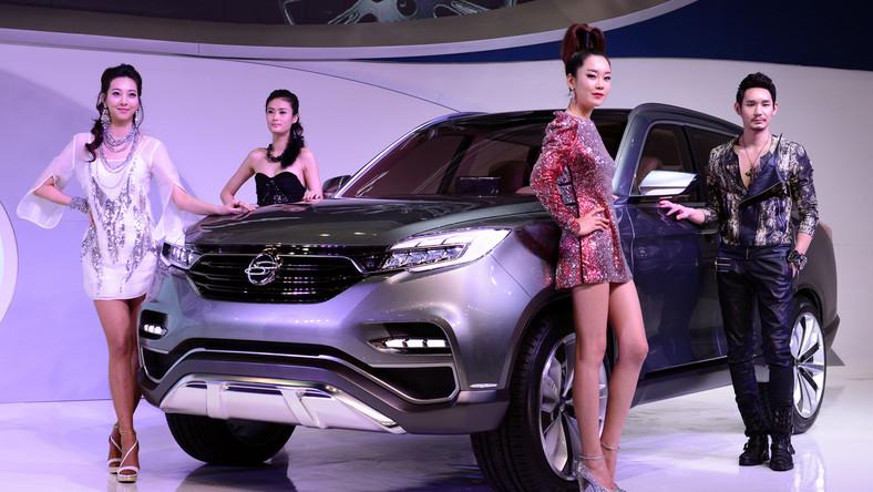 LIV-1 zdaniem Koreańczyków zapowiada wygląd aut, jakie w przyszłości ma produkować SsangYong.