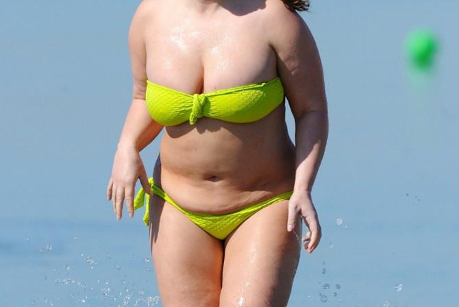 Šanel je bila očajna, ali je sada smršala nekoliko kilograma, pa se oseća bolje
