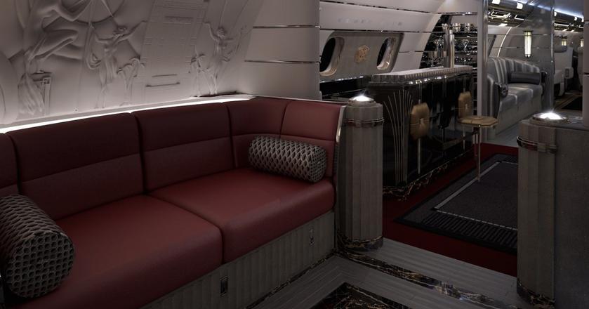 Embraer 1000E Hollywood Airship
