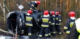 Potworny wypadek na A4 w Pierwszy Dzień Świąt