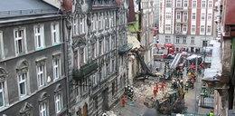 Akcja ratunkowa w Katowicach