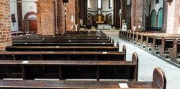 Mniej chrztów, mniej na tacę. Kościół w czasach epidemii!