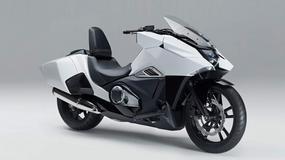 Czy tak będą wyglądały motocykle przyszłości?