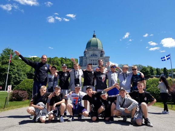 Partizanovi vaterpolo pioniri