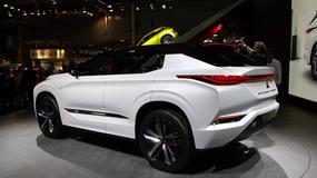 Mitsubishi GT-PHEV Concept - zasięg 1200 km (Targi Paryż 2016)
