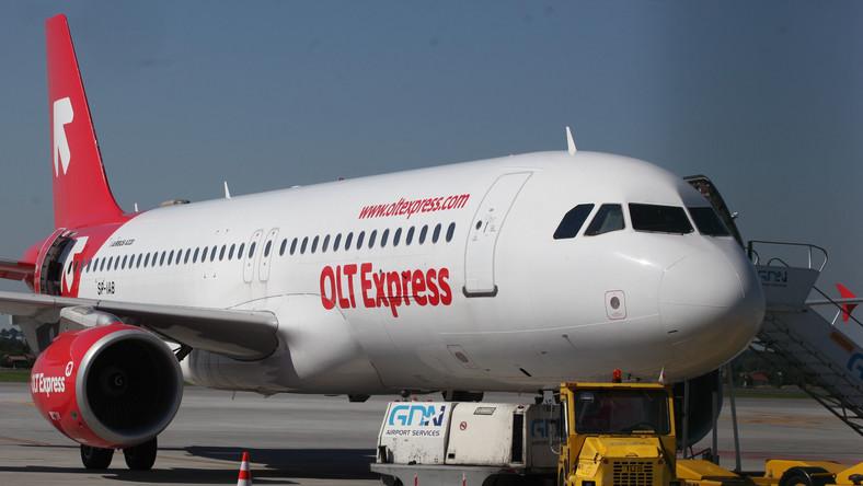 OLT Express za biedne na bankructwo