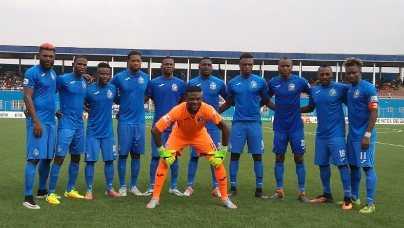Enyimba started their Premier League campaign with a win