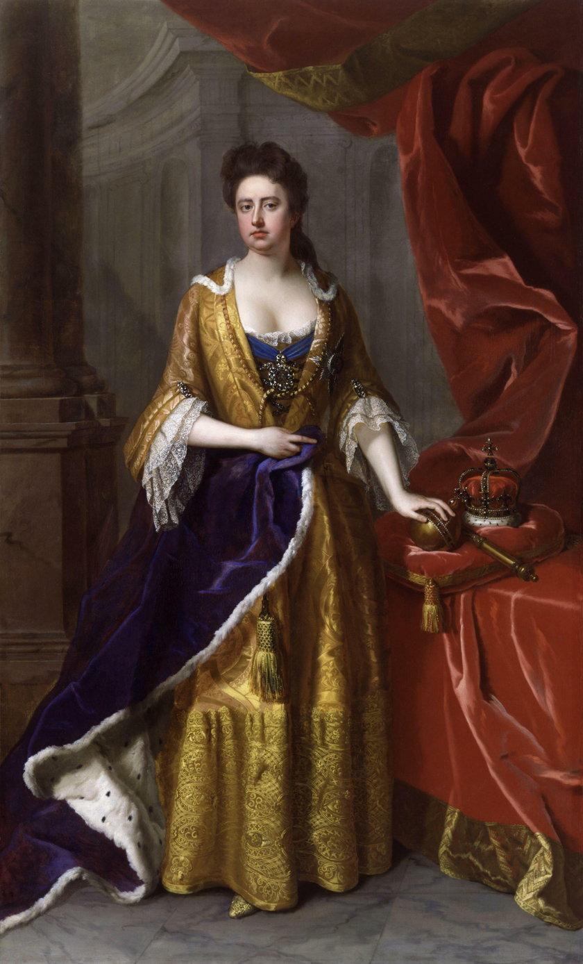 Królowa Anna Stuart